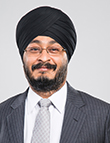 Sarabhjit Singh - Chief of Internal Audit & Assurance