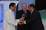 ESSAR STEEL-CNBC Infrastructure excellence awards 2010