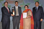 ET now world CSR awards 2013