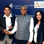 Dale Carnegie global leadership award