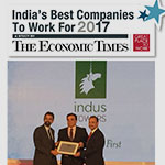 The economic times & great place to work institue