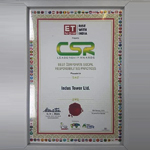 Et now CSR leadership awards- best corporate social responsibility practices