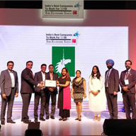 Indus Towers has been recognized by the Great Place to Work Institute