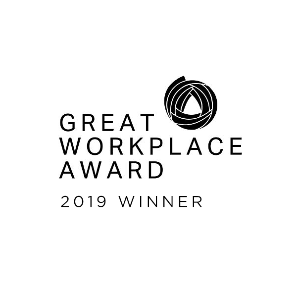 Gallup Great Workplace Award 2019
