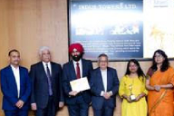 Indus wins 'The Annual Bharti Changemaker Award'